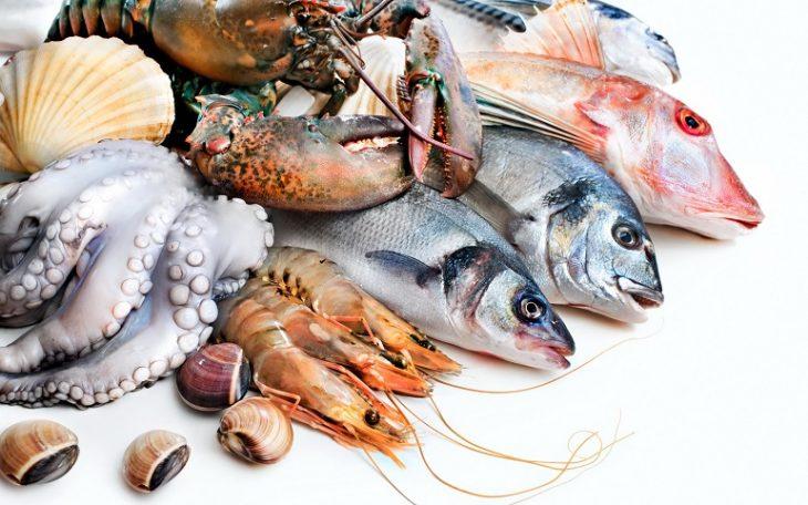 Seafoods Fish