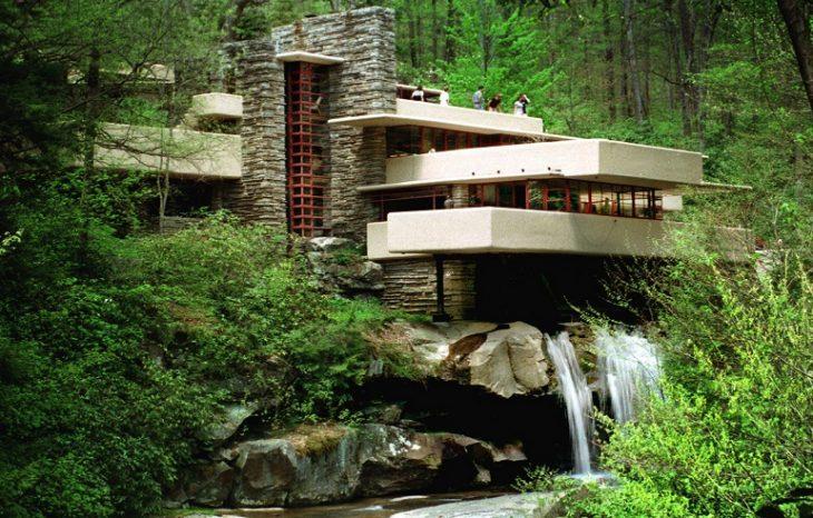 dom vodopad