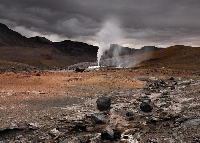 Лучшие термальные источники мира: 25 фото