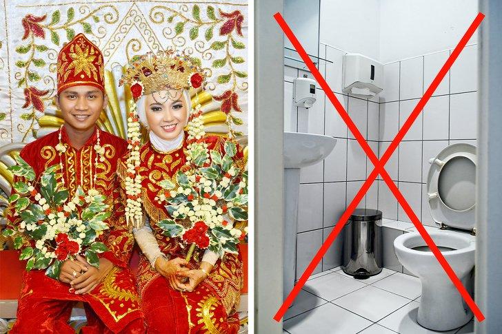 традиции разных стран