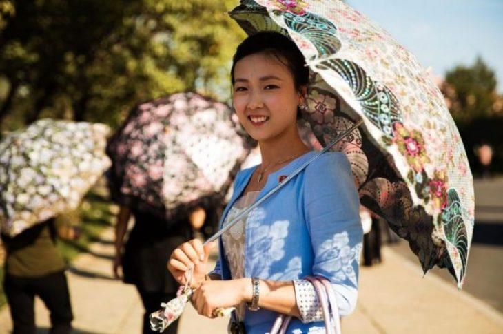 Красота по-корейски: как выглядят девушки в КНДР