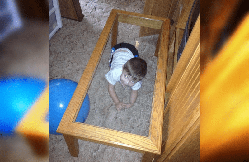 прятки с детьми