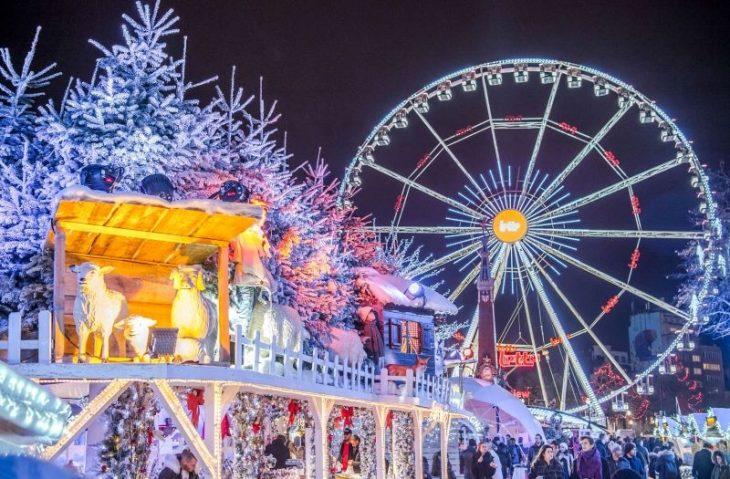 Лучшие рождественские ярмарки Европы: 36 фото