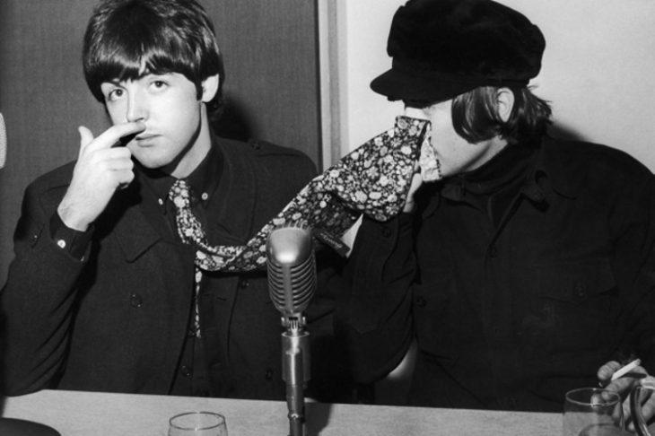 30 фото в память о Джонне Ленноне