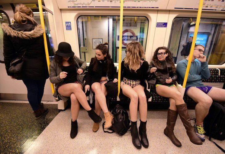 метро приколы