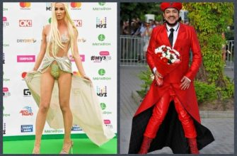 Худшие наряды знаменитостей