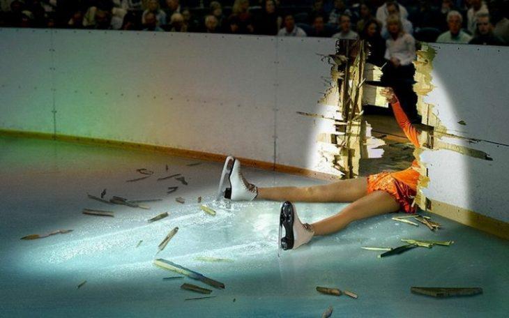 Курьезы из мира спорта: 30 самых смешных фото