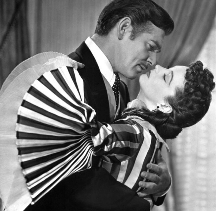 Кларк Гейбл и Вивьен Ли_Clark Gable and Vivien Leigh
