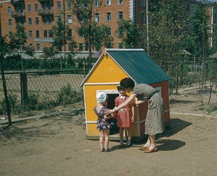vospitaniye detey v SSSR