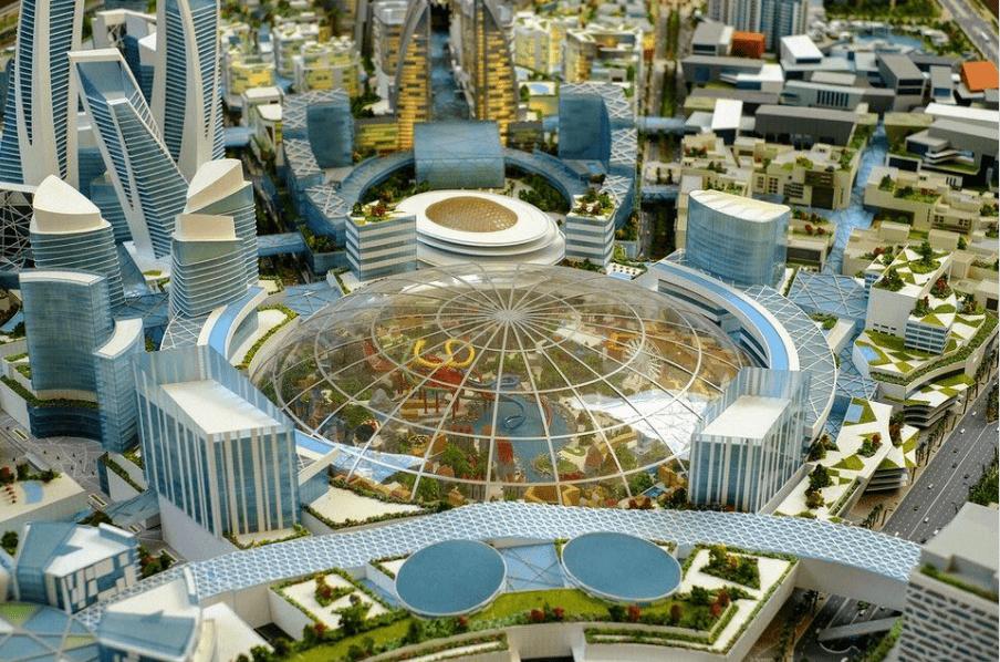 30 удивительных вещей, которые возможны только в Дубае